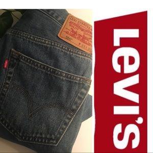 Levi's 550's Jeans
